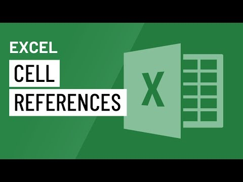 Excel 2016: Relative and Absolute Cell References