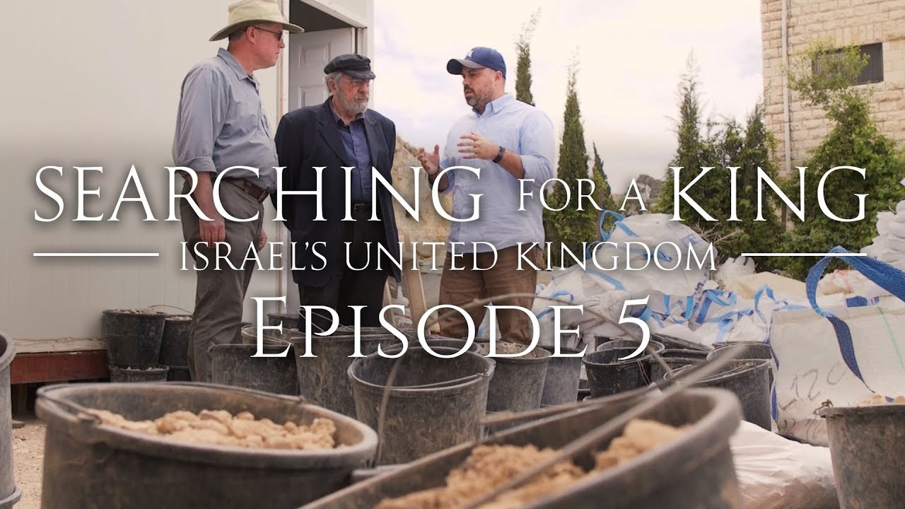 Download The Golden Age of Israel - Searching for a King: Episode 5