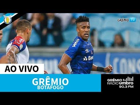 [AO VIVO] Grêmio x Botafogo (Brasileirão 2019)  l GrêmioTV