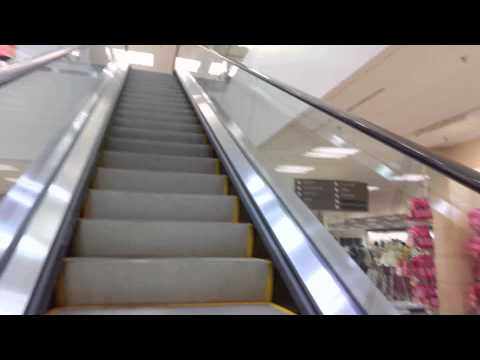 Schindler escalators @ Sears in Westminster Mall