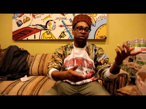 PJ Morton Interview with YouKnowIGotSoul - Bridging the Gap