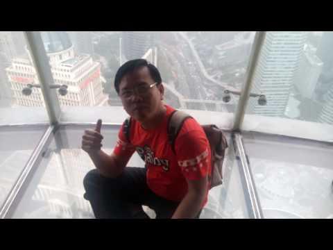 Thap truyền hình thượng hải 2016, Shanghai television tower 2016