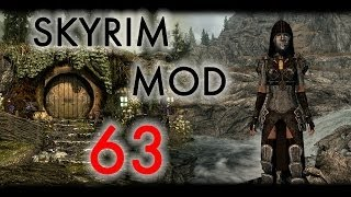 Skyrim: Обзор модов #63 - Guard Dialogue Overhaul, Lore Weapon Expansion, Reko Hobbit Hole | GKalian