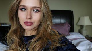 Смотреть видео макияж для карих глаз и русых волос