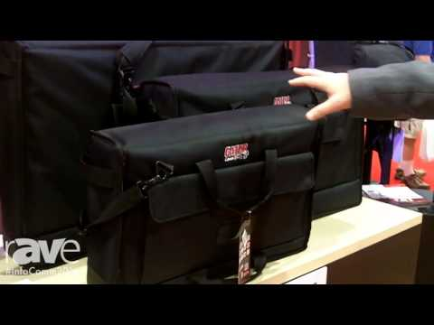 InfoComm 2016: Gator Cases Launches LCD/LED Tote Bags