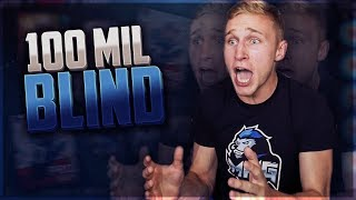 100 MILLION COINS BLIND PRO PACK OPENING! MADDEN MOBILE