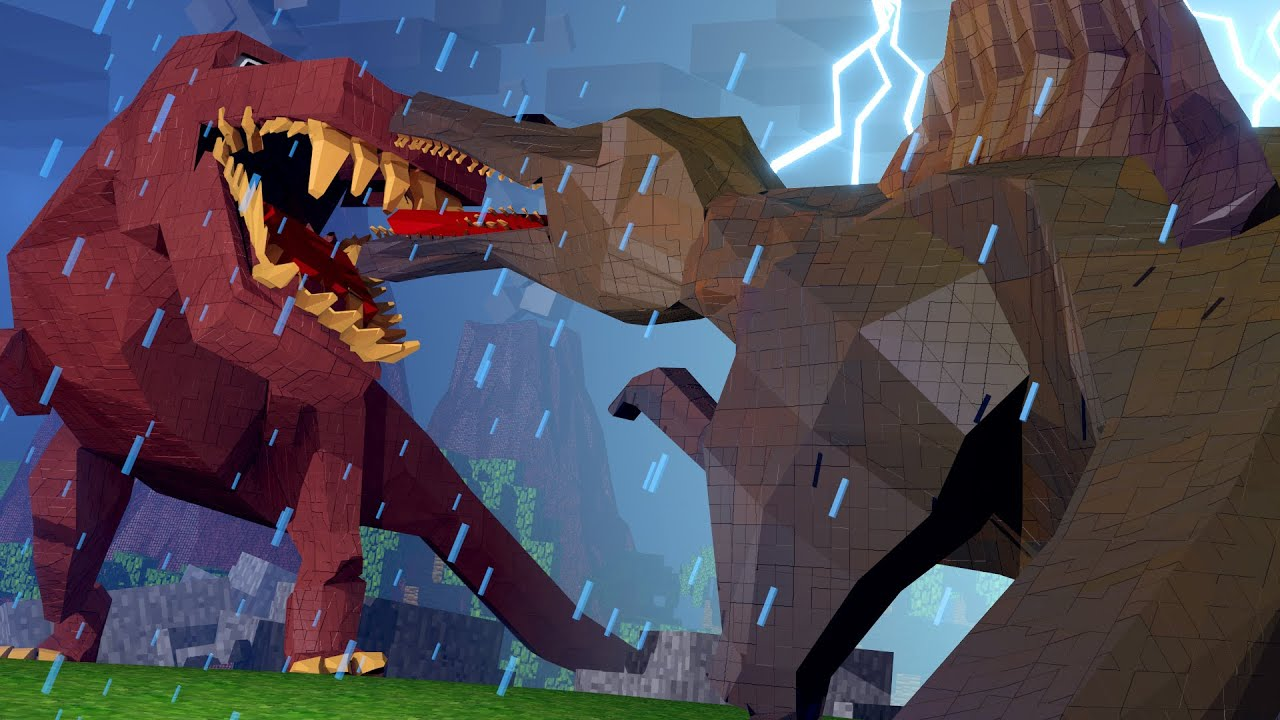 Minecraft Dinosaurs | ...