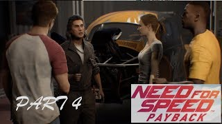 Need For Speed Payback (PS4) PART 4 - THE CREW - GAMEPLAY WALKTHROUGH