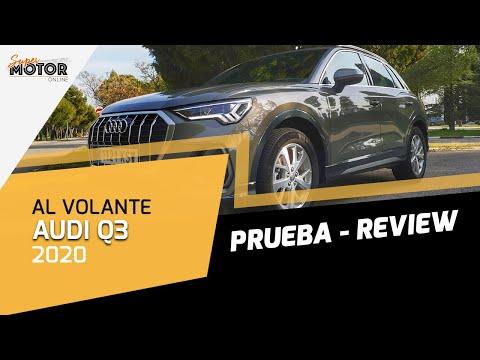 Al volante del Audi Q3 2020 / Review / Pruebas de Coche / SuperMotor.Online / T5 - E03