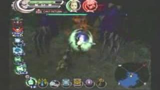 Shining Force Neo (PS2) Boss Battle - Legion King