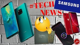 ONEPLUS 6T LEAK| HUWAEI MATE 20 Series| MI MIX 3| iPHONE XR| OPPO A7| HONOR MAGIC 2…