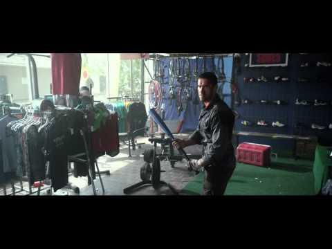 Боевая сцена # 2 - Универсальный солдат 4 / 2012