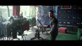 Жесткая драка в магазине - Универсальный солдат 4 / 2012