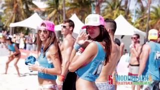Aisha Thalia hosts Model Beach Volleyball Tournament (2014)