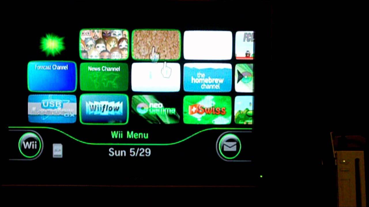 Wii Homebrew - MenuRandomizer (Random Theme installer)