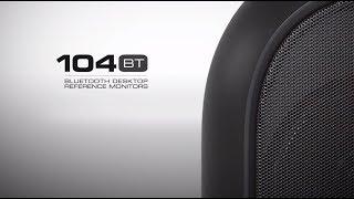 JBL 104-BT Bluetooth Desktop Reference Monitors