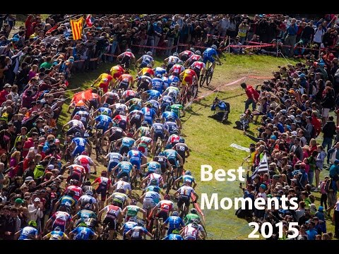 Best Moments from the 2015 UCI MTB & Trials World Championships  VallnordAND