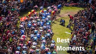 Best Moments from the 2015 UCI MTB & Trials World Championships - Vallnord/AND(The mountain bike season concludes with the UCI Mountain Bike & Trials World Championships, held in Vallnord-La Massana, Andorra, high among the ..., 2015-09-14T21:24:45.000Z)