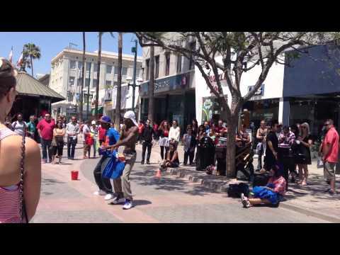 Street Talent - Santa Monica - CA