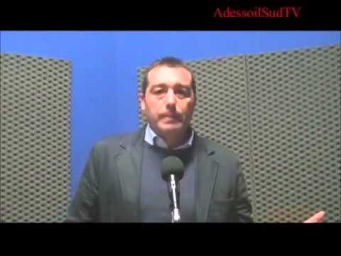 Giuseppe Bizzarri  ai  microfoni di  AdessoilSud web radio