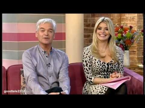 Holly Willoughby Finally s And Kisses Rupert Penry Jones HD