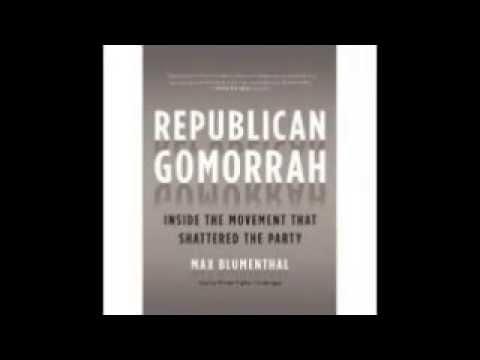 #biblehijacked Max Blumenthal