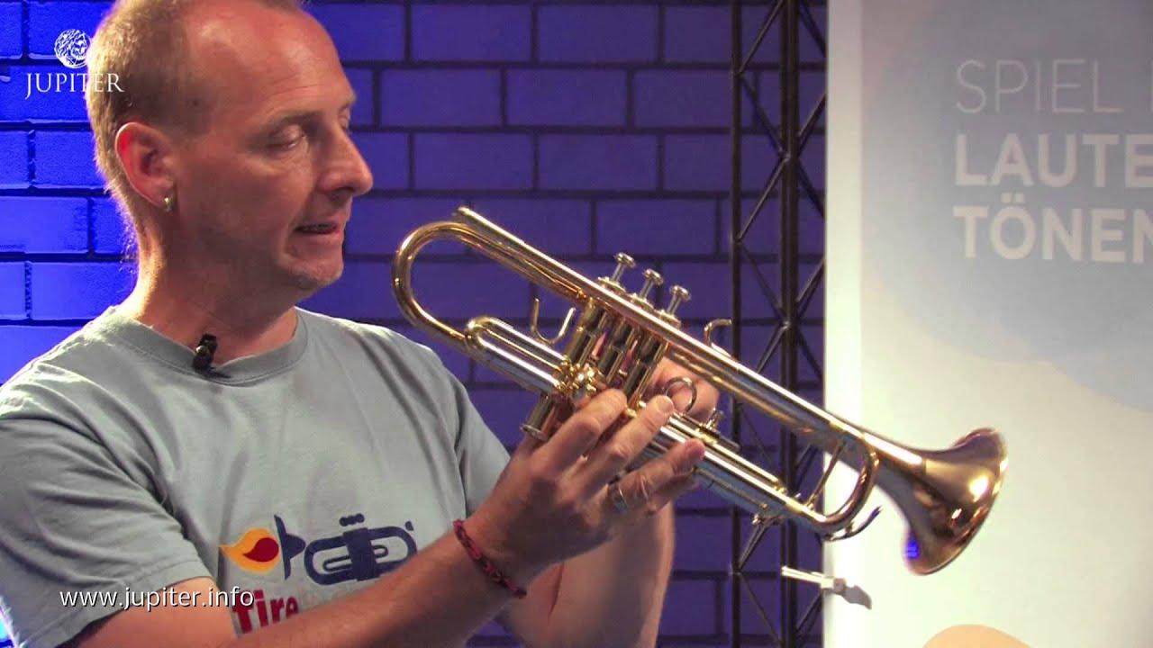 Die Trompete - ein Blechblasinstrument