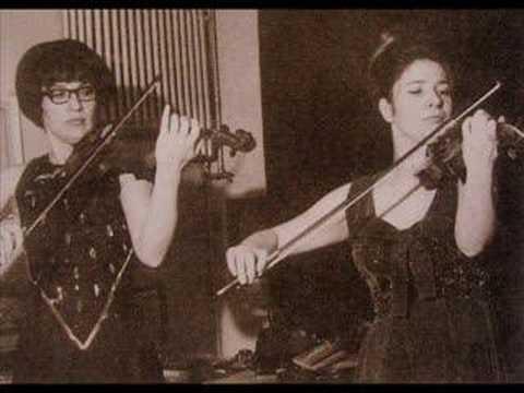 Ayla Erduran&Suna Kan play J.S.Bach Double Concerto