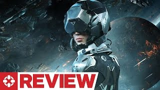 EVE Valkyrie Review (Video Game Video Review)