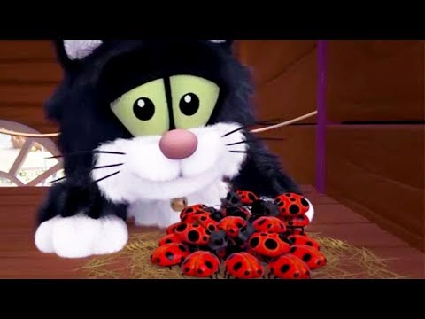 Guess With Jess   Why Are There So Many Ladybirds?   Full Episode   Cartoon For Children