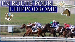 DÉCOUVERTE DE L'HIPPODROME... - #Vlog Partie II
