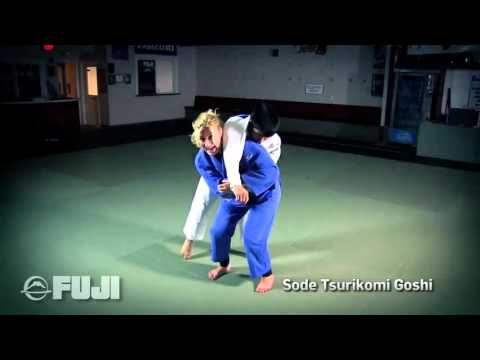 FUJI Pro Tip of the Week: Sode with Olympic Champion Kayla Harrison