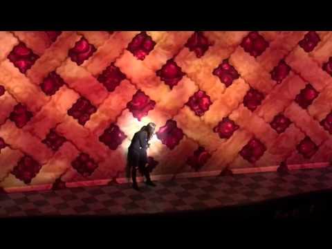 Sara Bareilles Sings Song Cut From Broadway Musical, Waitress