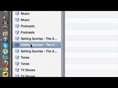 How to Convert XML to CSV on iTunes