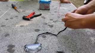 [Tuto] Systeme pour un circuit de feu arriere