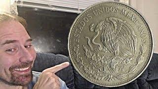 Mexico 20 Pesos 1984 Coin