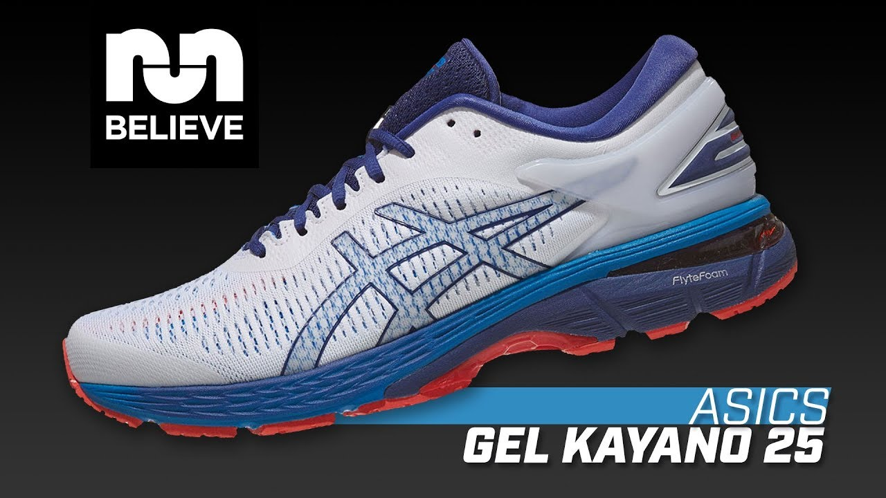Asics Gel Kayano 25 Video Performance Review