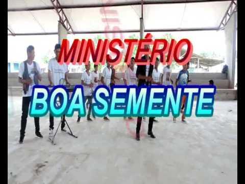 Clip ministério Boa Semente 2015 CLEBER LUCAS BILLY BRUCE ACIRARI
