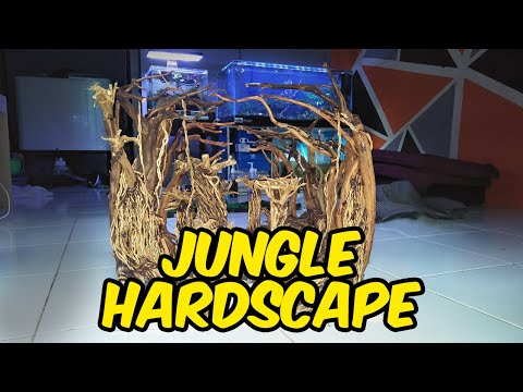 aquascape-tema-hutan-|-jungle-hardscape-😃👍