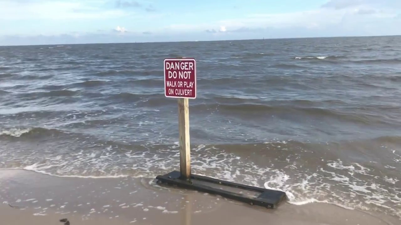 Tropical Storm Gordon Update From Gulf Coast Long Beach Ms