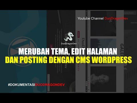 cms-wordpress---merubah-tema,-edit-halaman-dan-posting-tulisan