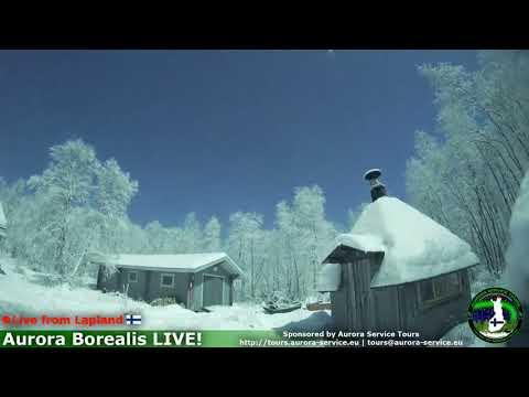 Una bola de fuego con el brillo de cien lunas llenas se vio en el norte de Finlandia