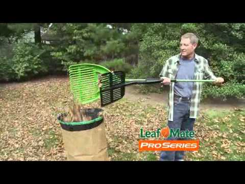 LeafMate - Fast and Easy Yard Clean Up