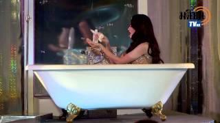 Repeat youtube video ใหม่ ดาวิกา อาบน้ำ 25 03 58