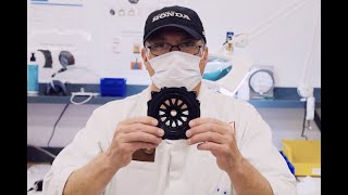 homepage tile video photo for Honda Begins Making Vital Ventilator Parts for Dynaflo to Help COVID-19 Patients