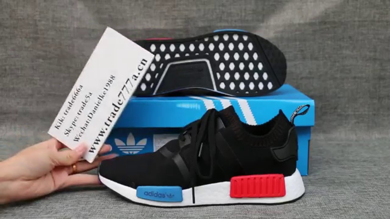 adidas originali nmd runner scarpe da youtube