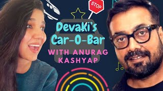 Rj Devaki Takes Anurag Kashyap On A Ride In Devaki Ka #CarOBar