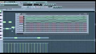 tutorial how to make a young thug london on the track type beat fl studio simple