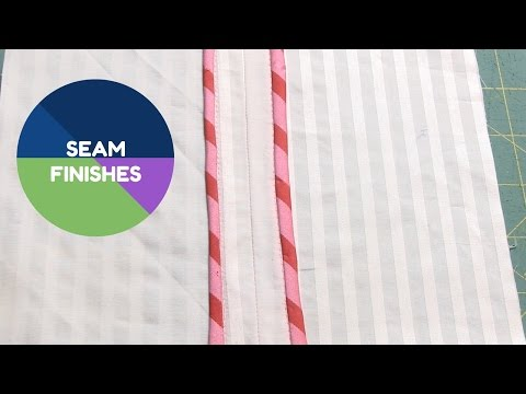 Easy Seam Finishes