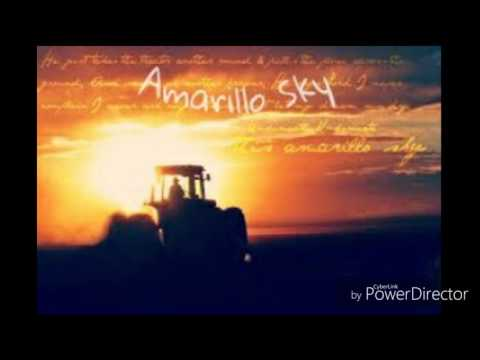 Jason Aldean- Amarillo Sky (Lyric Video)
